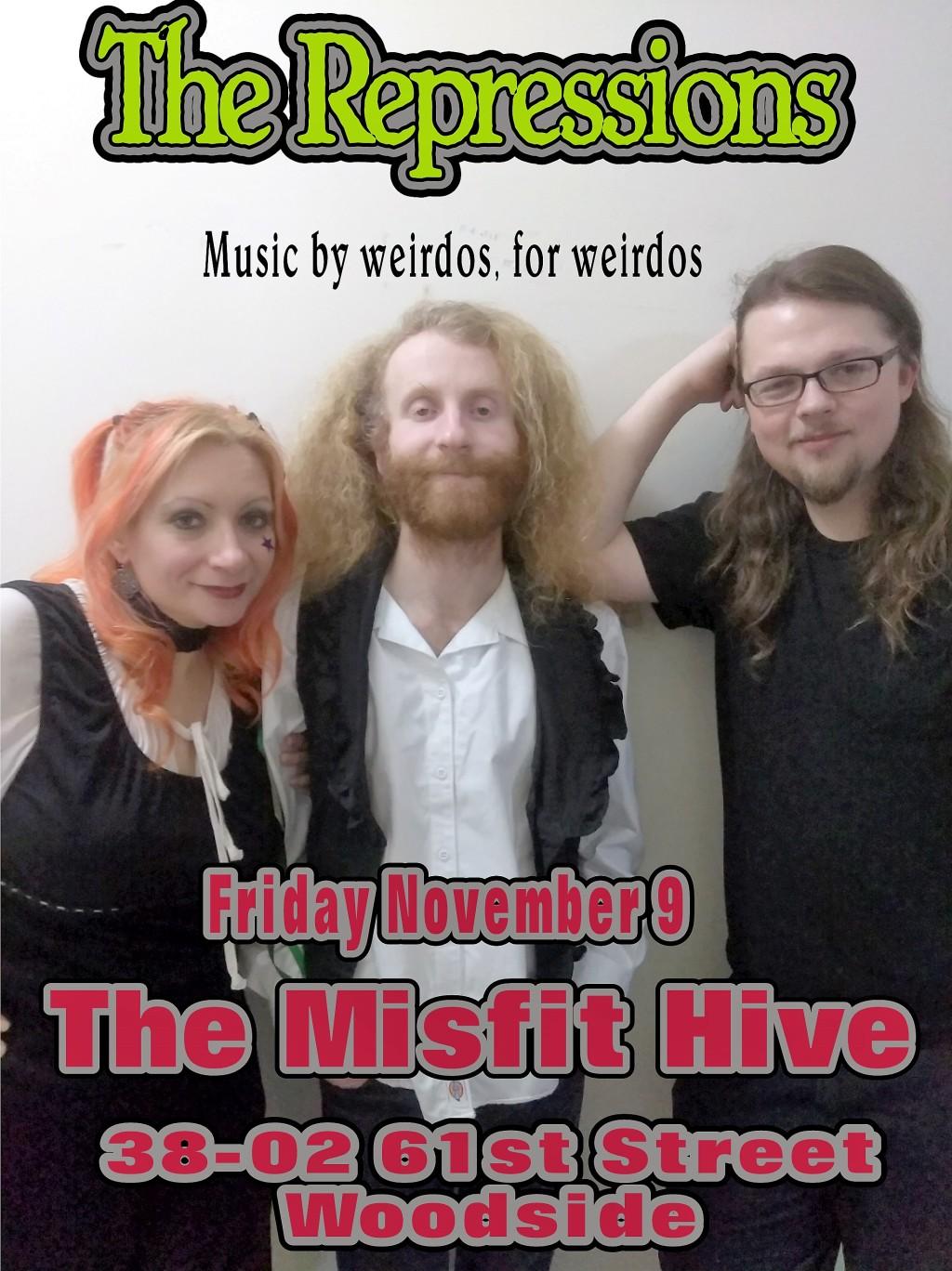 Misfit Hive Poster