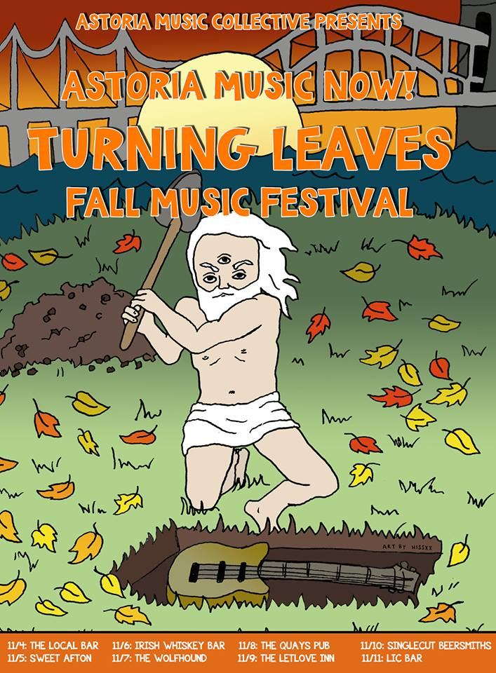 Turning Leaves Festival