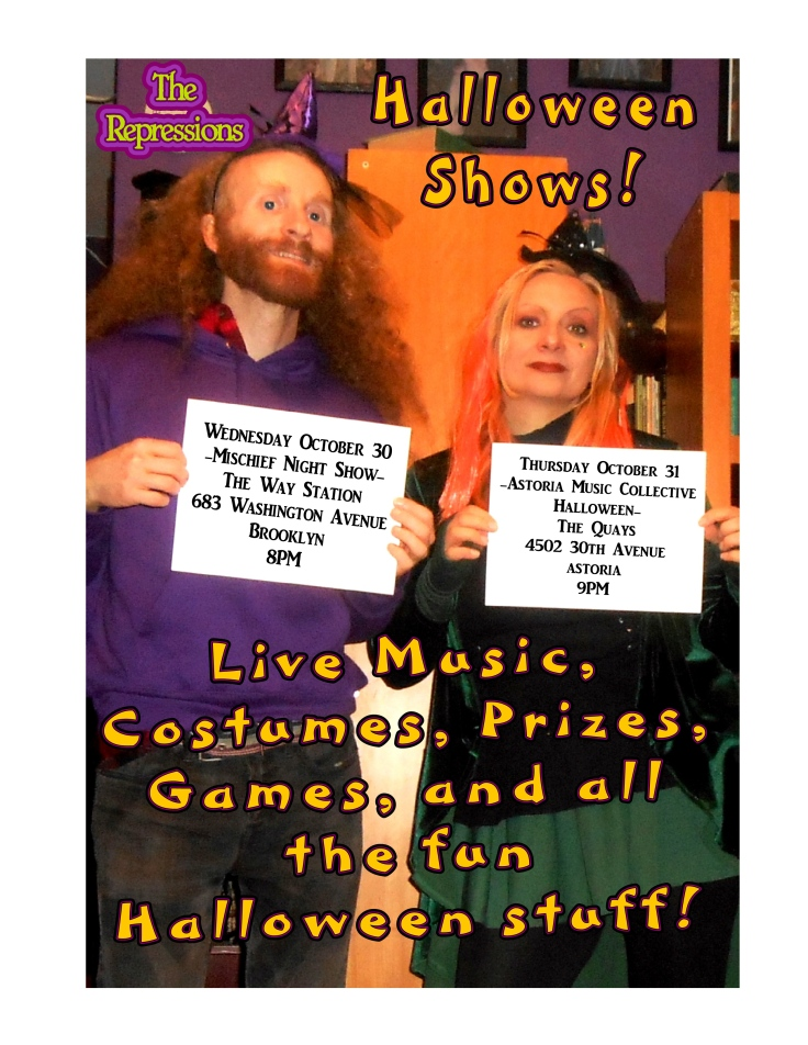 Halloween Witch Hat Shows