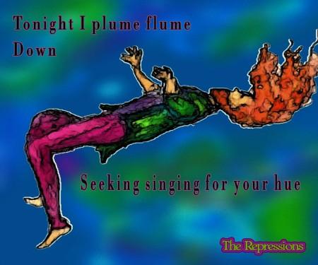 From the Blue Green Sea.. lyrics