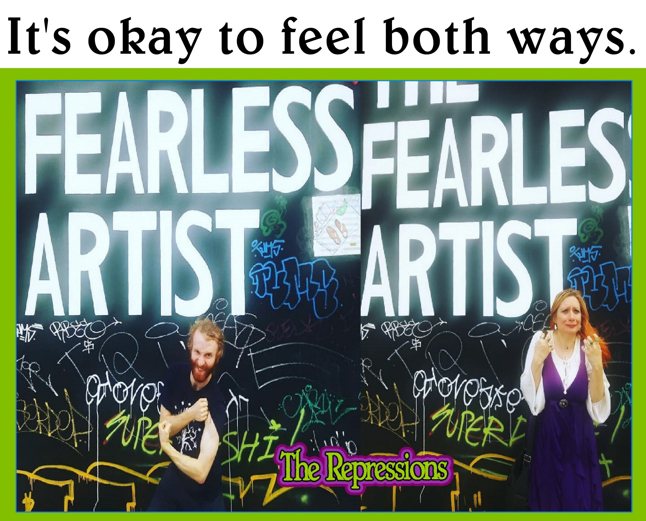 Fearless Artist Both Ways