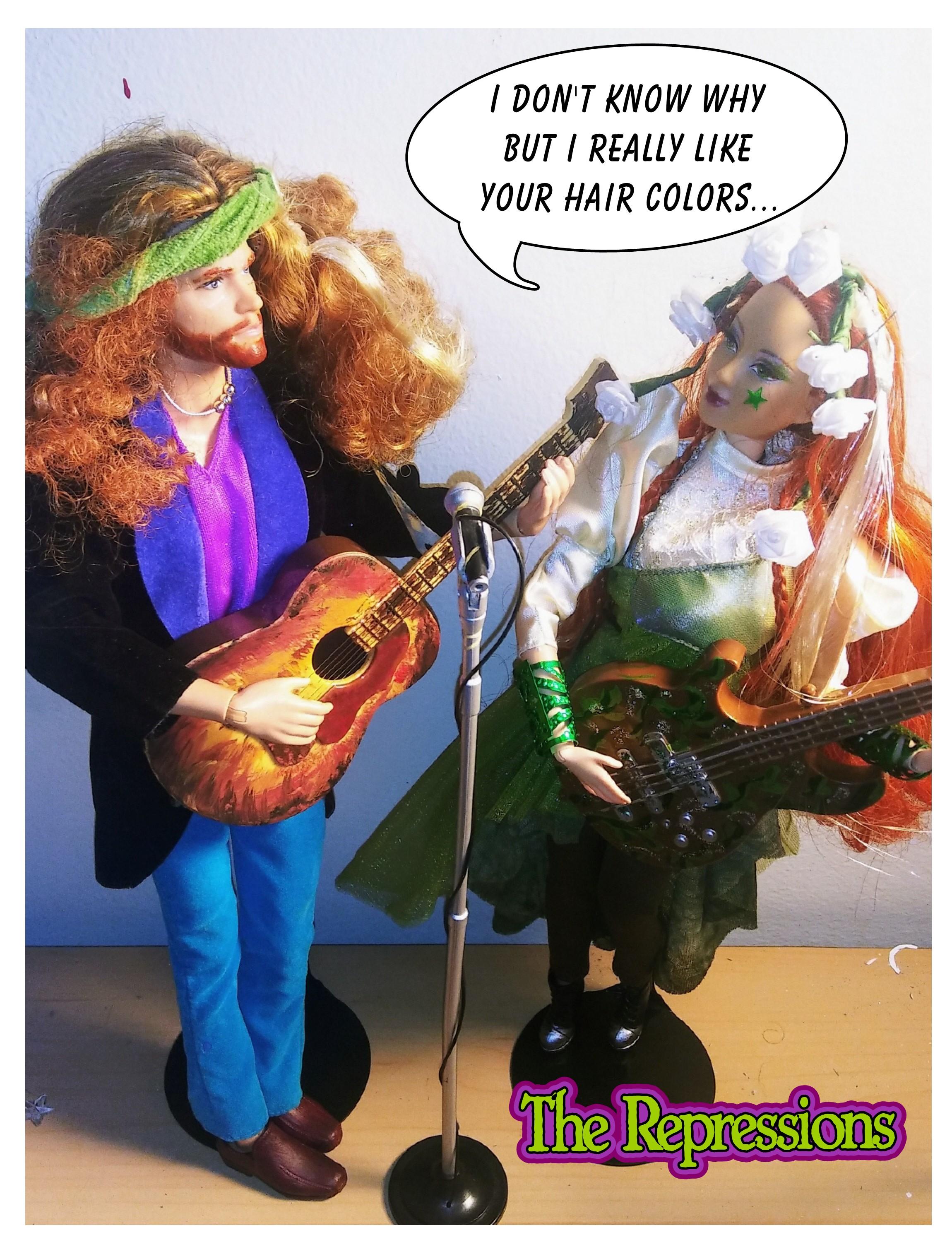 Dolls Nice Hair
